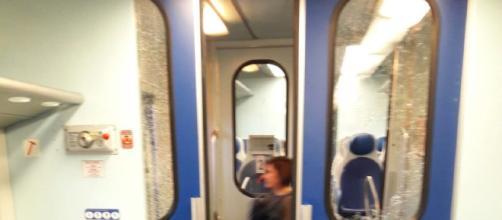 Rapina sul treno per Napoli, incastrati dalle telecamere: tre arresti (VIDEO) della rapina.