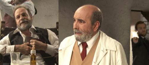 Spoiler, Il Segreto: Julieta, Saul e Mauricio salvano Raimundo, Fernando uccide Fulgencio