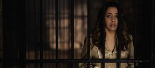 Trame, Il Segreto: Emilia e Alfonso arrestati per aver tentato di eliminare la Perez
