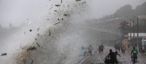 Usa, emergenza per tempesta Florence | Virgilio Notizie - virgilio.it