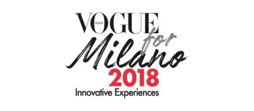Vogue For Milano 2018 Giovedì La Notte Bianca Della Moda