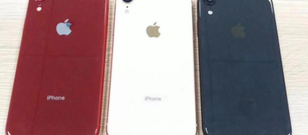 El iPhone barato podría llamarse iPhone Xr