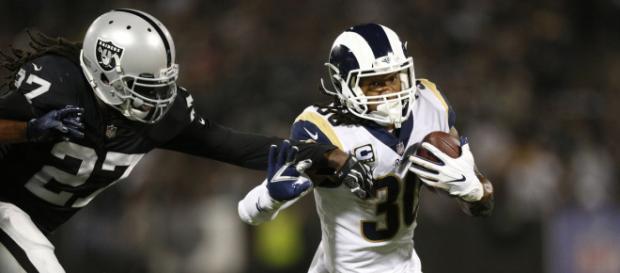 Los Carneros pudieron ganar de manera clara en la 2da mitad. NFL.com.