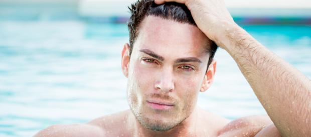 Love Island: Granate Sebastian darf sich eine Islanderin aussuchen - Foto: RTL II