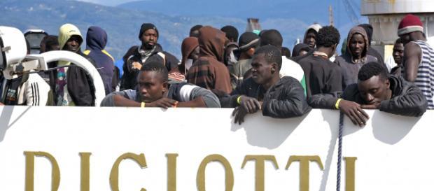 Migranti della Diciotti spariti dalla circolazione