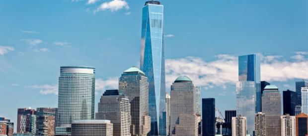 New York: dopo 17 anni riapre la fermata del World Trade Center (in foto il grattacielo One World Trade Center)