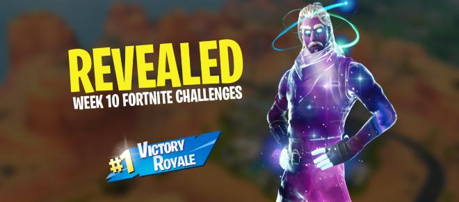 Fortnite Battle Royale: Season 5, Week 10 challenges revealed, to include jigsaw puzzles