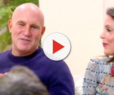 Dennis Shields appears with Bethenny Frankel on 'RHONY.' [Image Source: Bravo - YouTube]