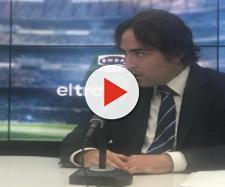 Raúl Martín Presa, ante los micrófonos de 'El Transistor'