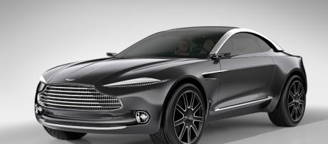 Aston Martin Is Making a Luxury SUV Just Like Everyone Else | WIRED - wired.com
