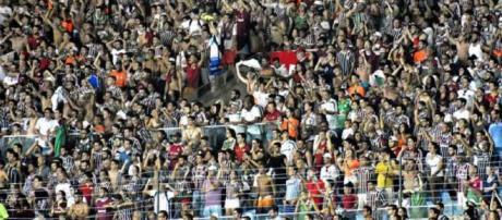 Flu pode ficar até três jogos no Brasileiro sem o Maracanã (Foto: Lancepress)