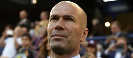 Le PSG aimerait séduire Zidane
