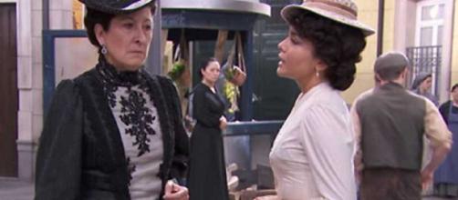 Anticipazioni Una Vita: Ursula viene minacciata dalla figlia Blanca