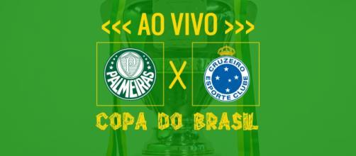 Copa do Brasil: Palmeiras x Cruzeiro ao vivo