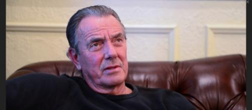 Eric Braeden is protesting the change of direction on Y&R and the firing of Doug Davidson. [Image Source: YRS - YouTube]