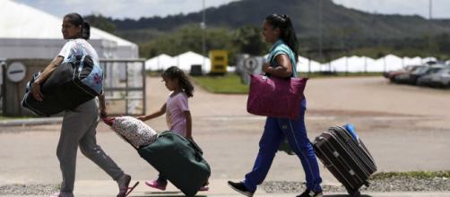 Etapa da interiorização dos venezuelanos tem continuação hoje.
