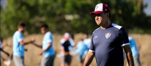 Fluminense segue as preparações para encarar o Atlético Paranaense.