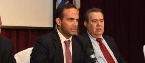 George Papadopoulos Hints He Was Target of Foreign Intelligence Operation (Image Credit: ABC NEws/Youtube screencap)