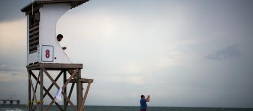 Comenzó evacuación obligatoria de un millón de ciudadanos estadounidenses por huracán Florence.- lanacion.cl