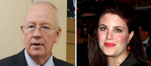 Kenneth Starr says he doesn't need to apologize to Monica Lewinsky. [Image Source: Fox News - YouTube]