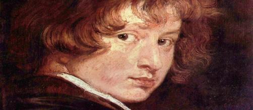 """""""Self-portrait"""" by Sir Anthony Van Dyck - Image credit - The Yorck Project (2002) 