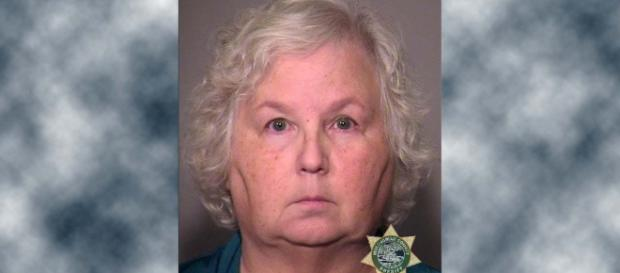 A romantic suspense author wrote a blog about how to murder your husband and is now in jail for the crime. [Image Portland Police Bureau]