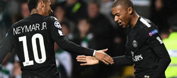 Diego Simeone donne son avis sur Neymar et Kylian Mbappé ... - afriquesports.net