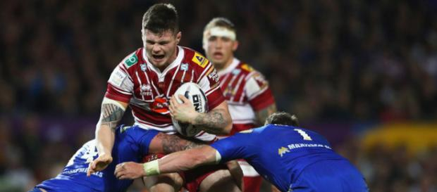 John Bateman has been the standout performer for Wigan in 2018. Image Source - skysports.com
