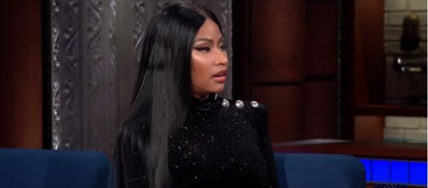 Nicki Minaj [Imagem via YouTube]