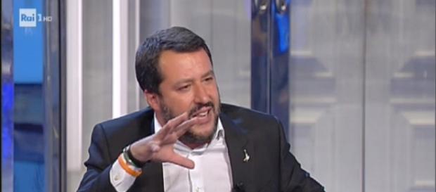 Pensioni, Salvini a Porta a Porta