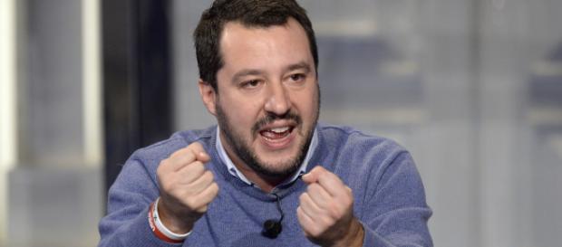 Salvini: la quota 100 deve partire dai 62 anni di età per poi scendere gradualmente a 60 anni.