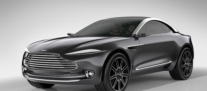 Aston Martin revela los primeros detalles del Rapid E, su primer automóvil 100% eléctrico
