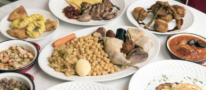 La II Semana de la Cocina Madrileña llega al restaurante La Clave
