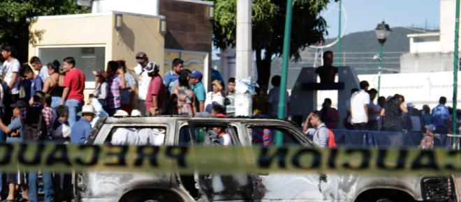 Linchan a hombre acusado de robar niños en la Ciudad de México