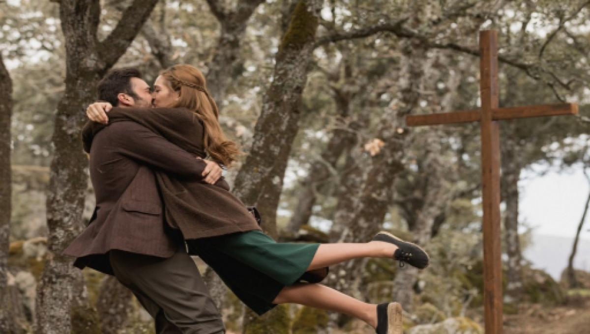 Trame, Il Segreto: Julieta e Saul fanno l'amore per la prima volta