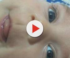 Bebê foi assassinado pelo pai. (Foto Internet)