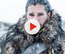 Jon Snow, personagem interpretado por Kit Harington