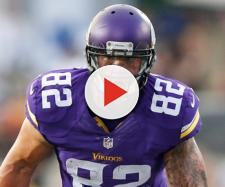 Kyle Rudolph (Image credit: Fox Sports/Video screencap)