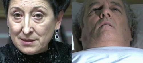 Anticipazioni Una Vita: il padre di Cayetana ad un passo dalla morte per colpa di Ursula