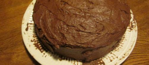 Chocolate Devil's food cake with homemade icing [Image Source: Doug McCaughan - Flickr]