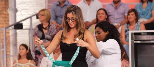 Elisa Isoardi alla Prova del Cuoco