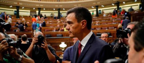 Escándalo con la tesis de Pedro Sánchez