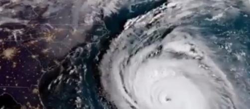 Hurricane Florence - Image credit via @realDonaldTrump | Twitter