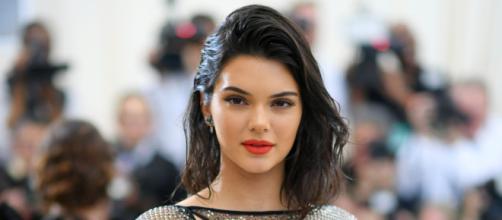 Kendall Jenner, top model e sorella di Kim Kardashian