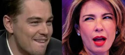 Luciana Gimenez e Leonardo Di Caprio Juntos