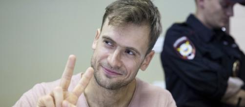 Mosca, ricoverato attivista Pussy Riot: forse è stato avvelenato | washingtontimes.com
