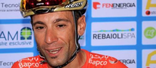 Vincenzo Nibali è in buona crescita alla Vuelta Espana
