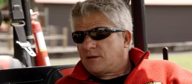 Little People, Big World Matt Roloff plays pickle ball with his crutches - Image credit - TLC   YouTube