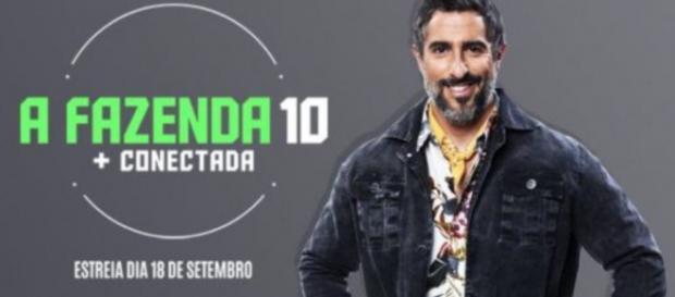 Marcos Mion comandará A Fazenda 10