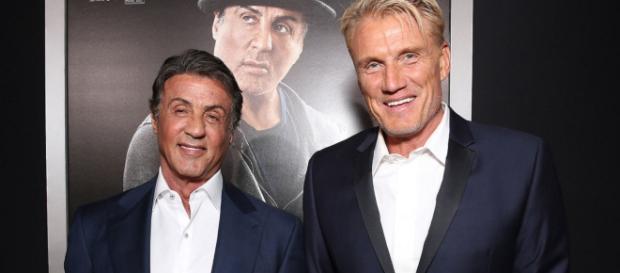 Sylvester Stallone e Dolph Lundgren saranno ancora Rocky Balboa ed Ivan Drago